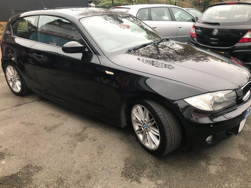 BMW 1 Series Hatchback 2.0 118i M Sport 3dr