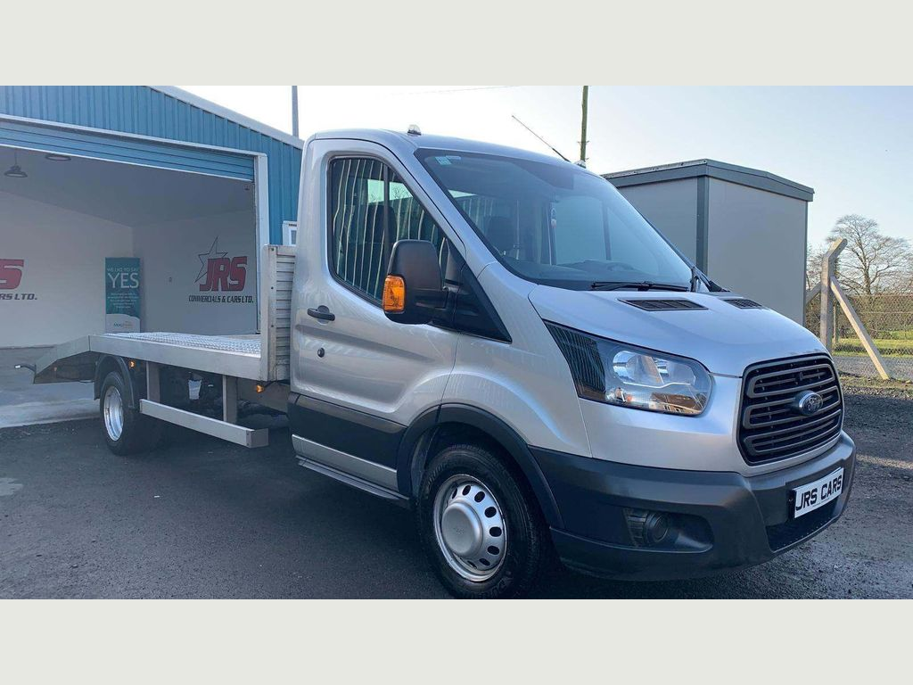 Ford Transit Vehicle Transporter 2.0 350 L2H1 RWD 2dr (DRW)