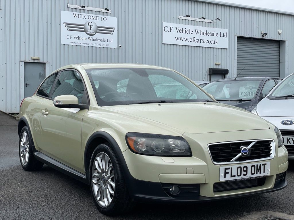 Volvo C30 Coupe 2.0 SE 2dr