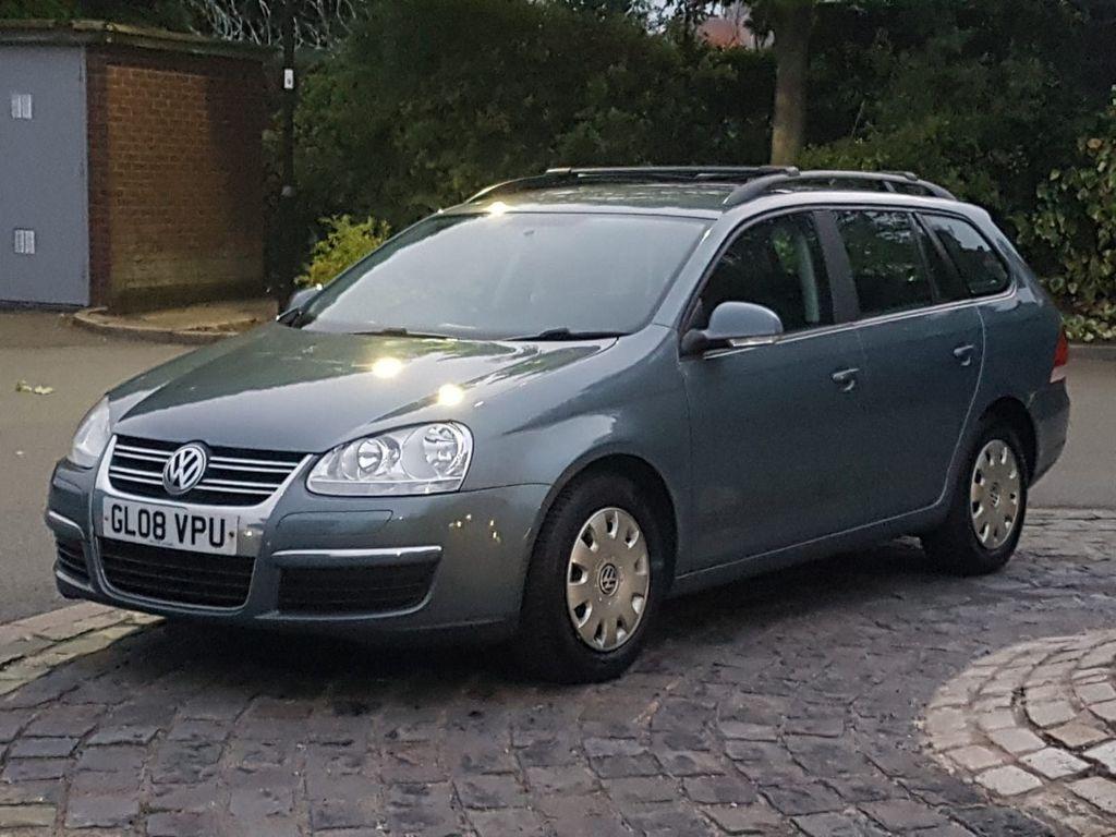 Volkswagen Golf Estate 1.6 S 5dr