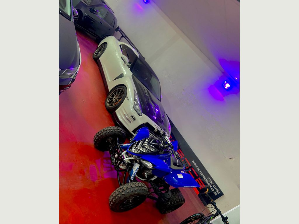 Yamaha YFM700R Raptor Quad/ATV 700 Raptor