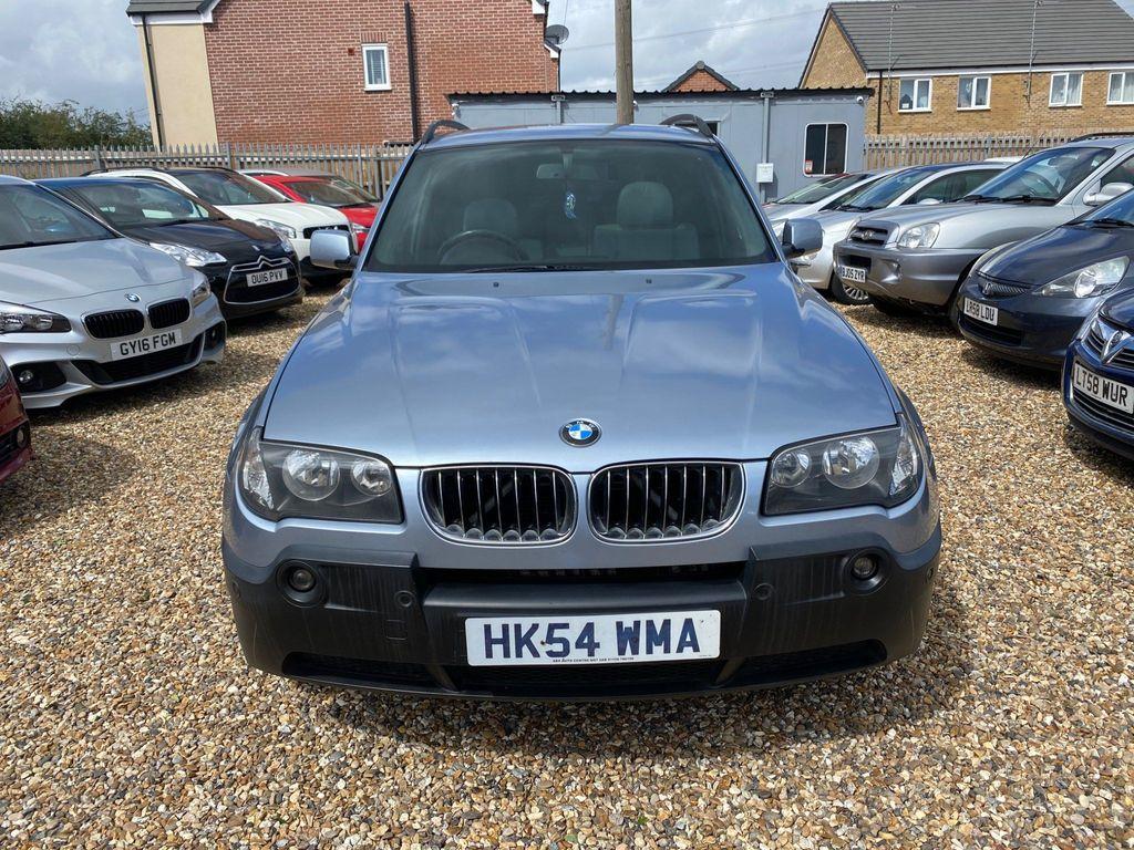BMW X3 SUV 2.5 i SE 5dr