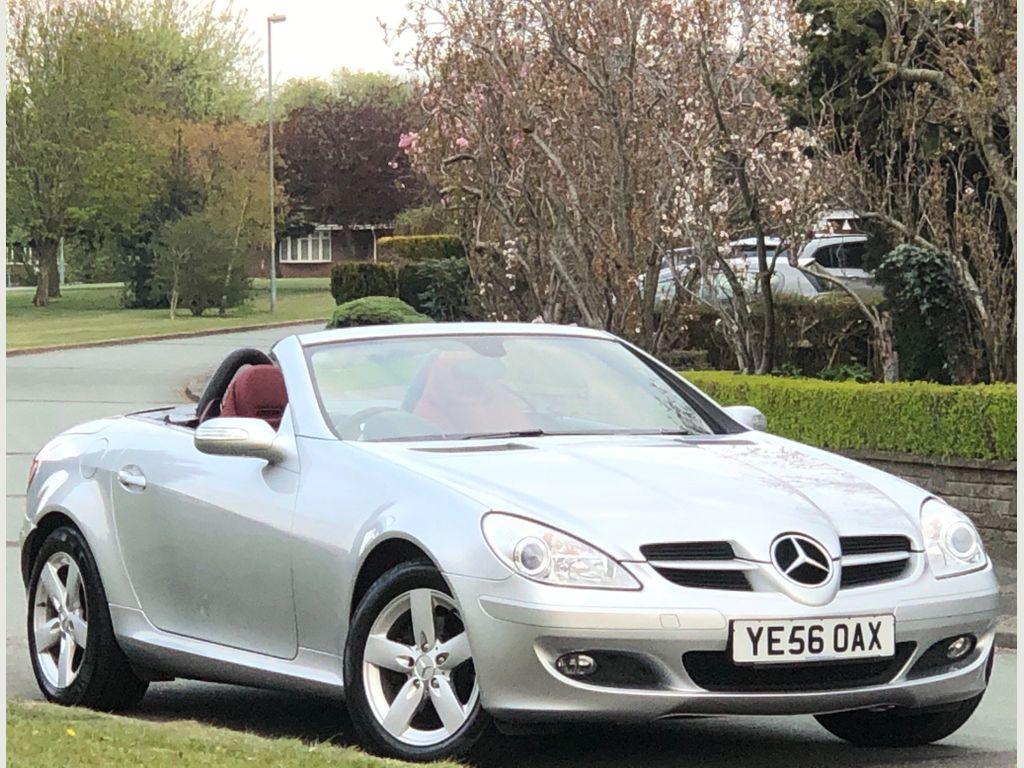 Mercedes-Benz SLK Convertible 3.0 SLK280 Sport 2dr