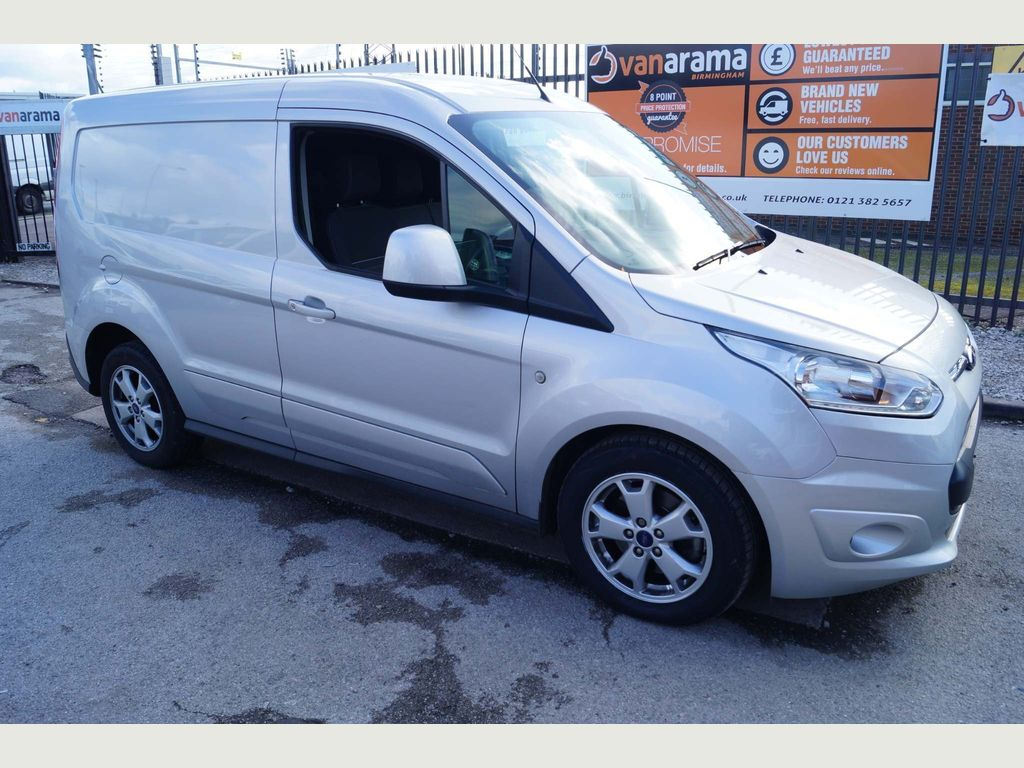 Ford Transit Connect Panel Van 1.5TDCi 120 LIMITED L1 (EURO 6)
