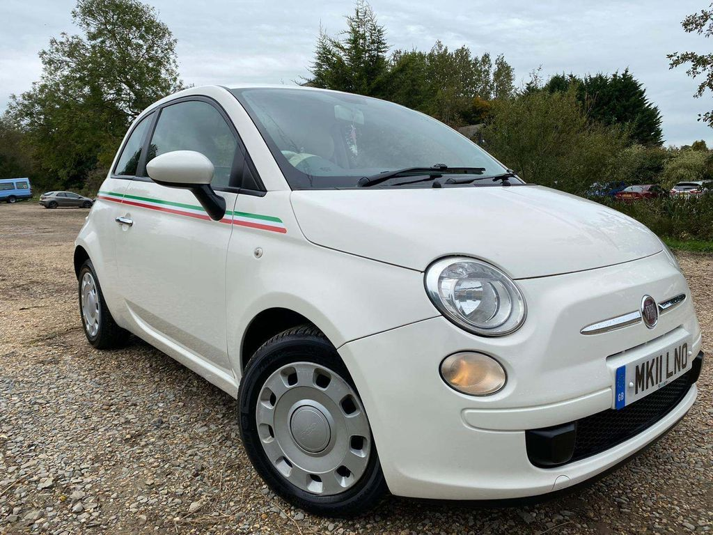Fiat 500 Hatchback 1.3 MultiJet 16v Pop (s/s) 3dr