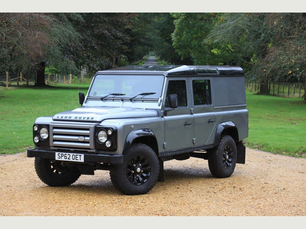 LAND ROVER DEFENDER 110 SUV 2.2 D X Tech Utility Station Wagon 5dr