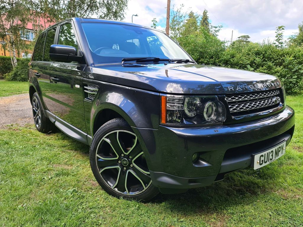 Land Rover Range Rover Sport SUV 3.0 SD V6 HSE Black Edition 4X4 (s/s) 5dr