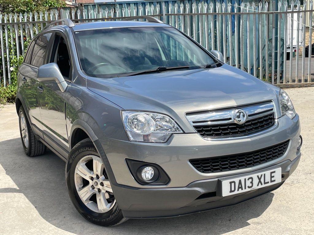 Vauxhall Antara SUV 2.2 CDTi Exclusiv (s/s) 5dr