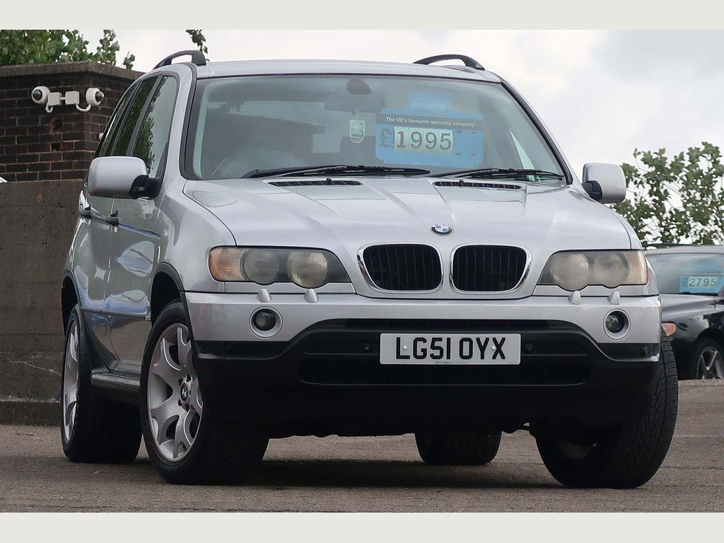 BMW X5 SUV 2.9 d 5dr
