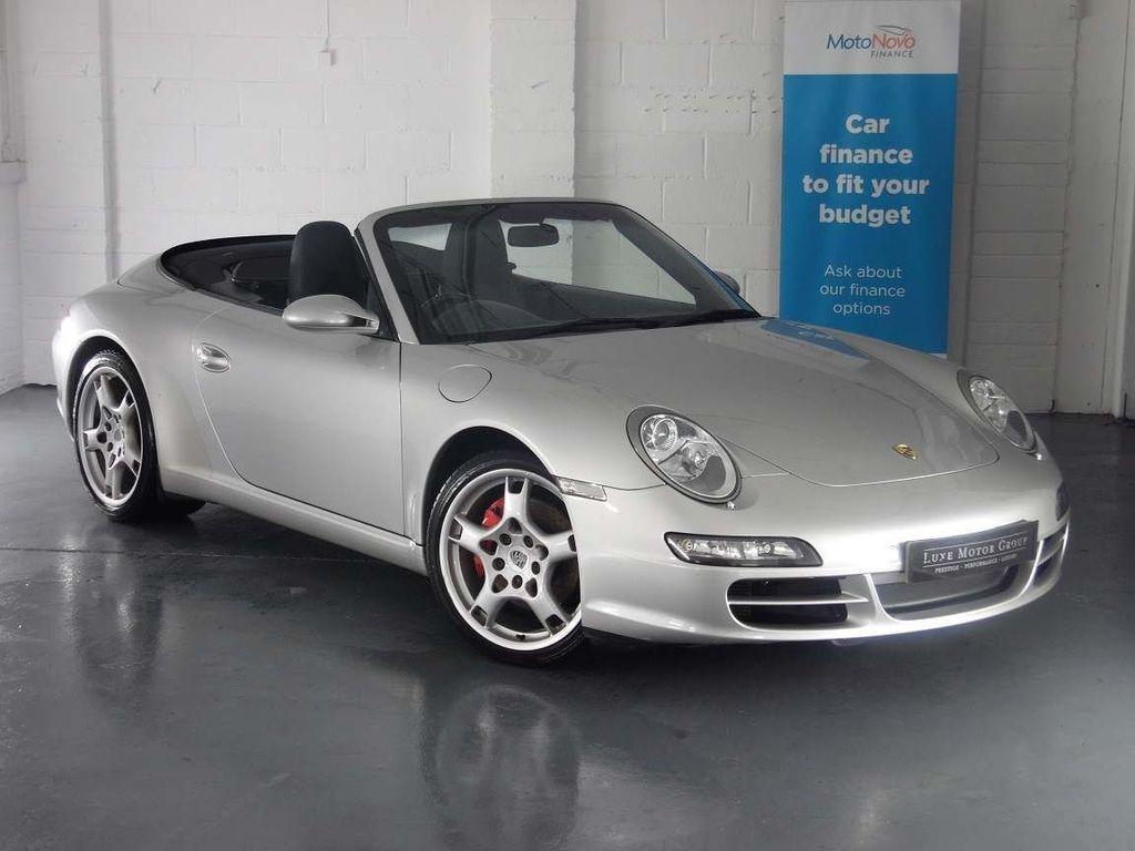 Porsche 911 Convertible 3.8 997 Carrera S Cabriolet 2dr