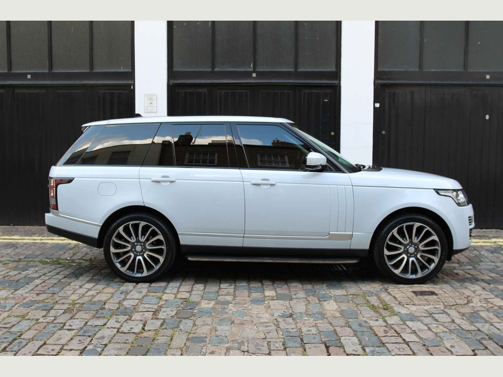 LAND ROVER RANGE ROVER SUV {Edition unlisted}