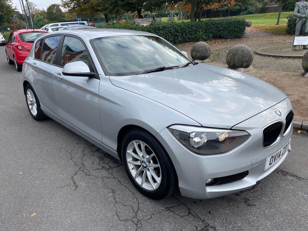 BMW 1 Series Hatchback 1.6 116d ED EfficientDynamics Business Sports Hatch (s/s) 5dr