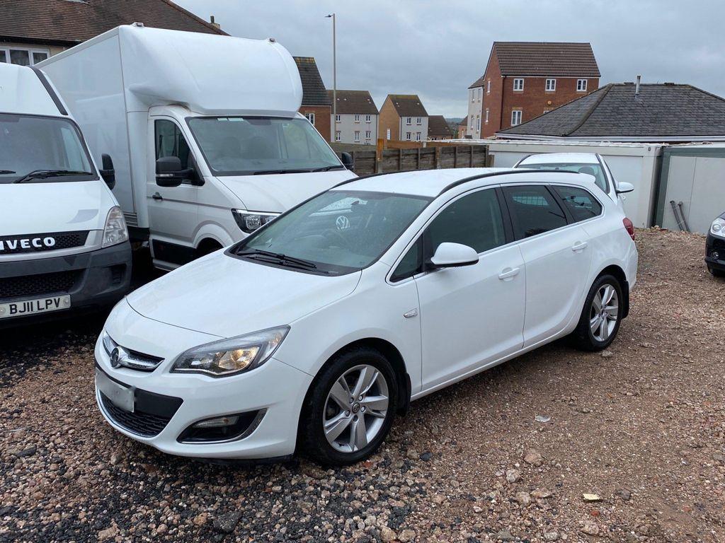 Vauxhall Astra Estate 2.0 CDTi 16v SRi (s/s) 5dr