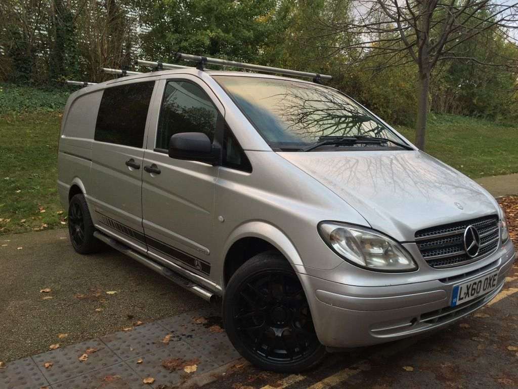 Mercedes-Benz Vito Panel Van Combi van