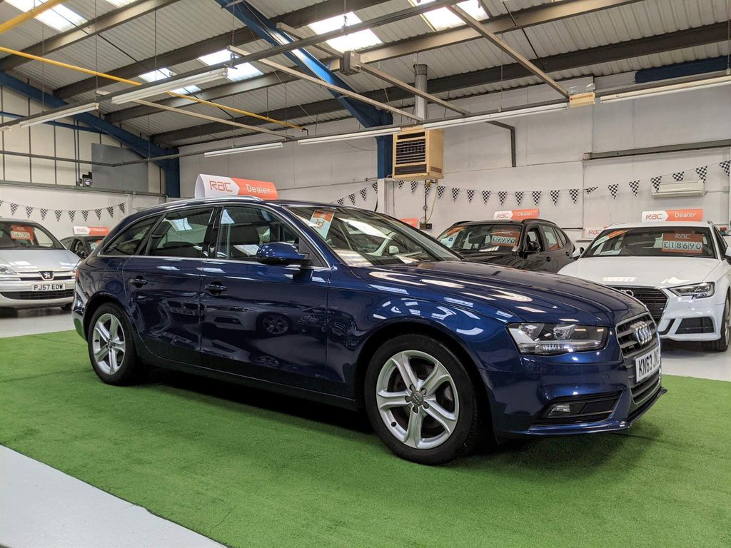 Audi A4 Avant Estate 2.0 TDI SE S Tronic quattro 5dr