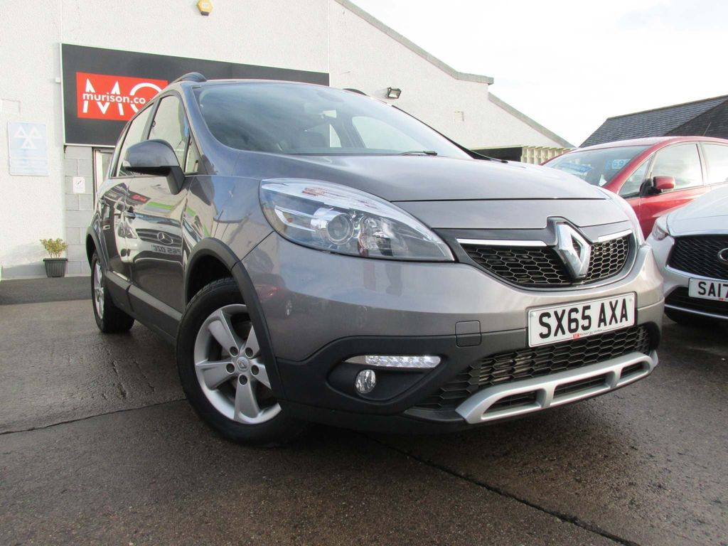 Renault Scenic Xmod MPV 1.5 dCi ENERGY Dynamique Nav (s/s) 5dr