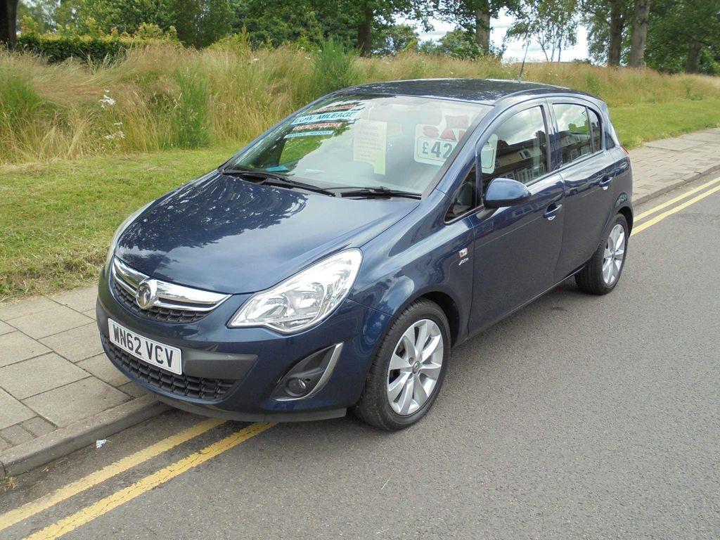 Vauxhall Corsa Hatchback 1.4 16V Active 5dr (A/C)
