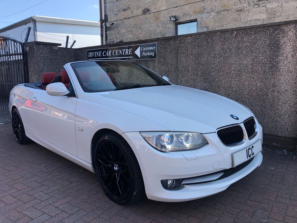 BMW 3 Series Convertible 2.0 320i SE 2dr