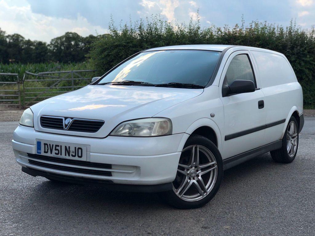 Vauxhall Astra Van Panel Van 1.7 DTi 16v Envoy Panel Van 3dr