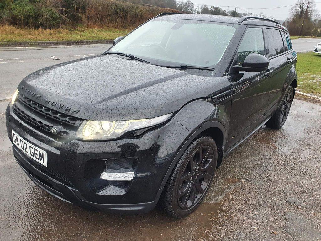 Land Rover Range Rover Evoque SUV 2.2 SD4 Dynamic AWD 5dr