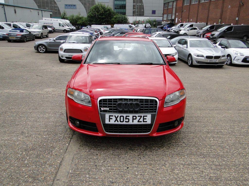 Audi A4 Avant Estate 2.0 TFSI S line CVT 5dr