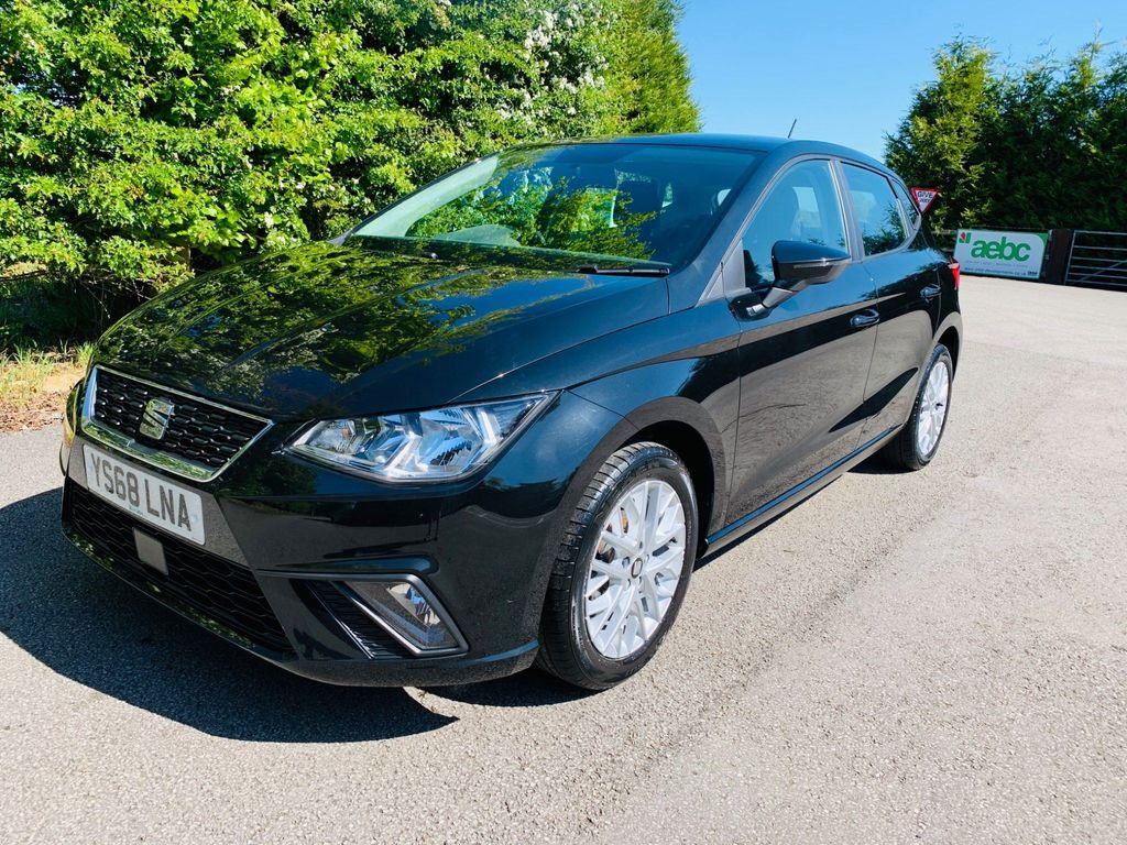 SEAT Ibiza Hatchback 1.0 Technology SE