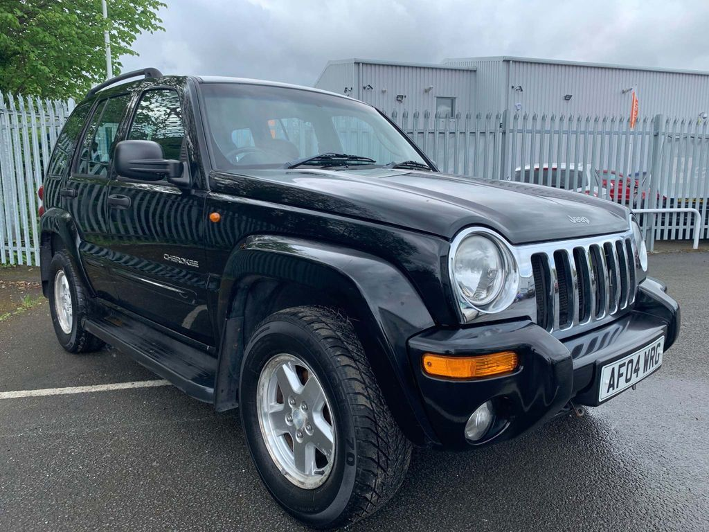 Jeep Cherokee SUV 3.7 V6 Limited 4x4 5dr