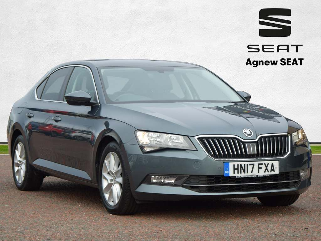 SKODA Superb Hatchback 1.6 TDI Greenline SE Technology (s/s) 5dr