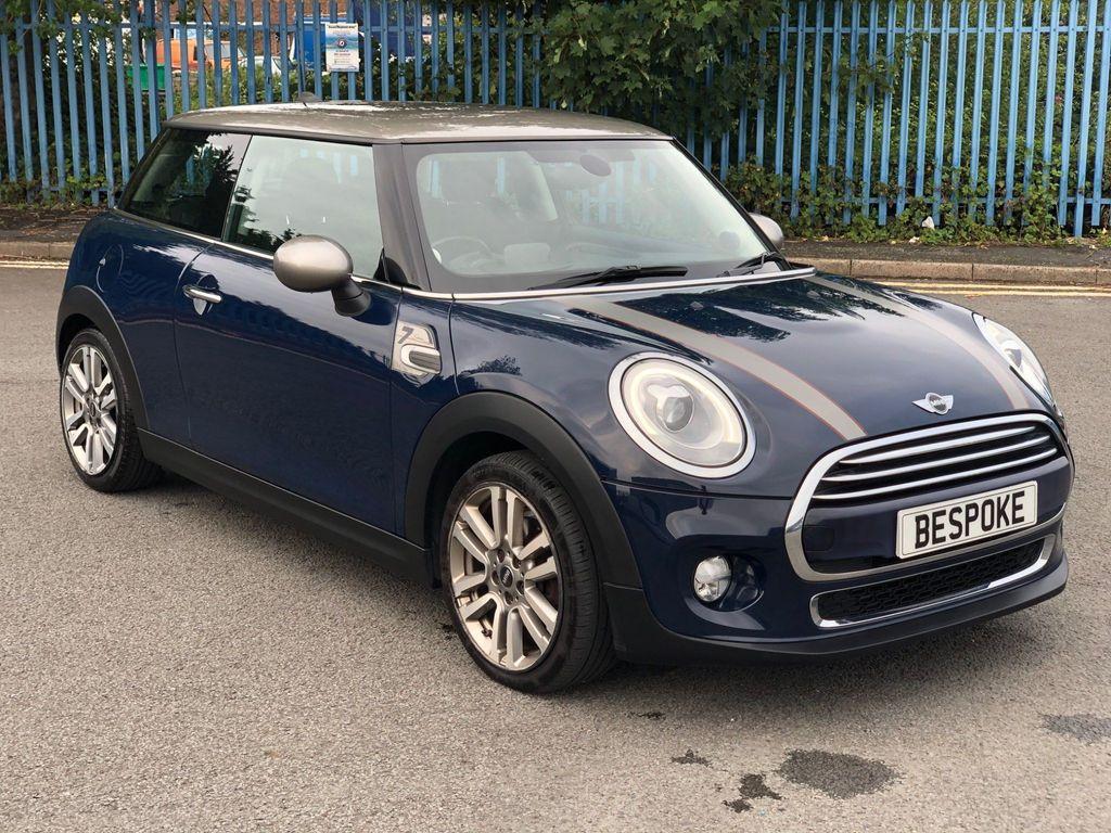 MINI Hatch Hatchback 1.5 Cooper D Seven (s/s) 3dr