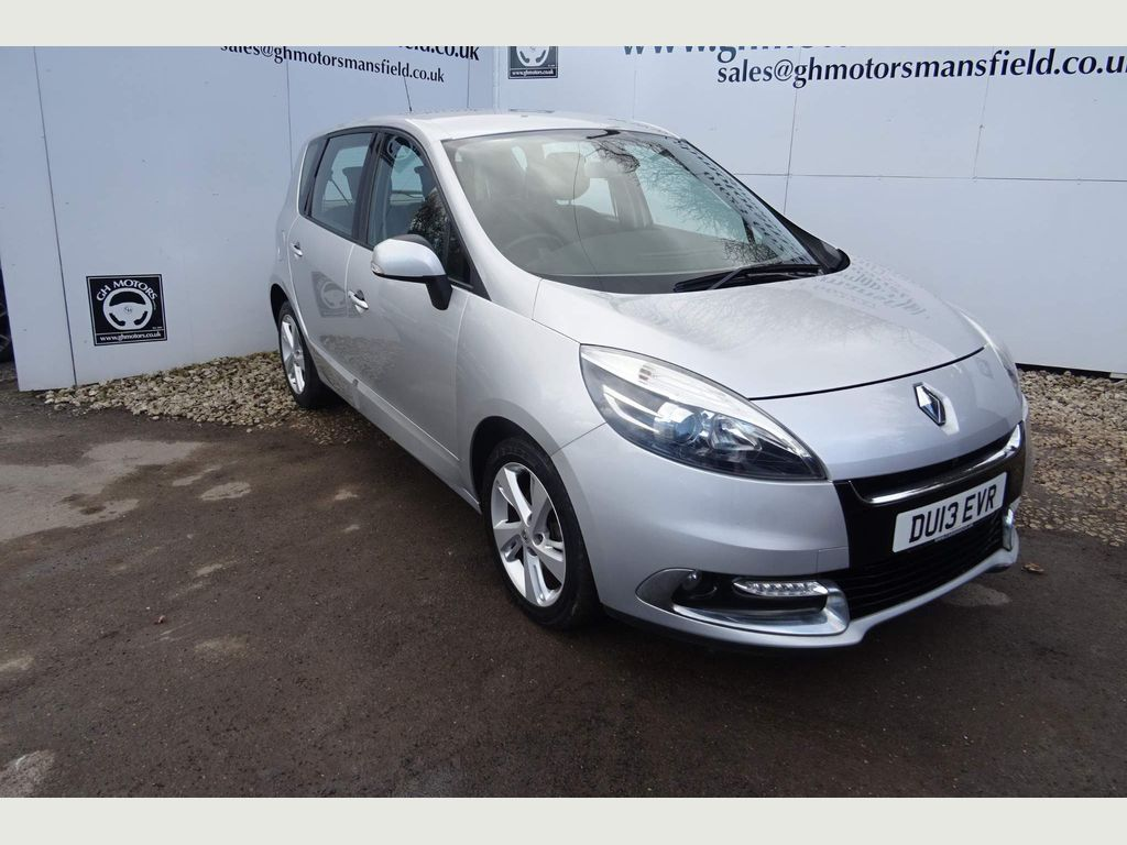 Renault Scenic MPV 1.5 dCi Dynamique Tom Tom 5dr