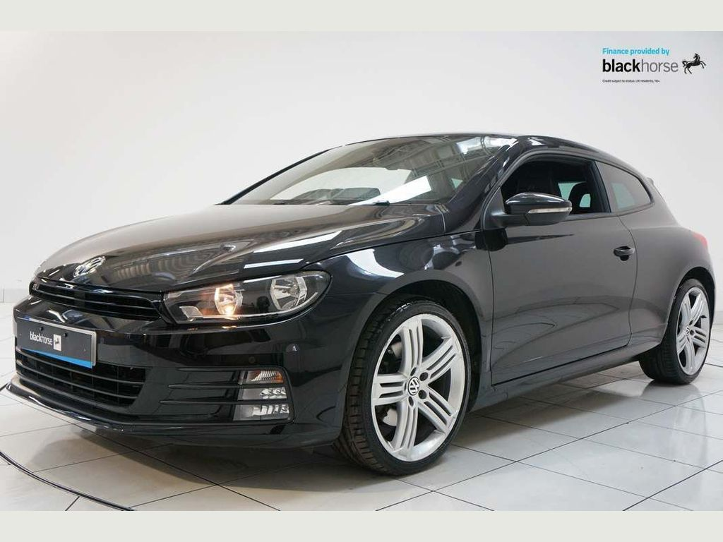 Volkswagen Scirocco Coupe 2.0 TSI BlueMotion Tech R-Line Hatchback DSG 3dr