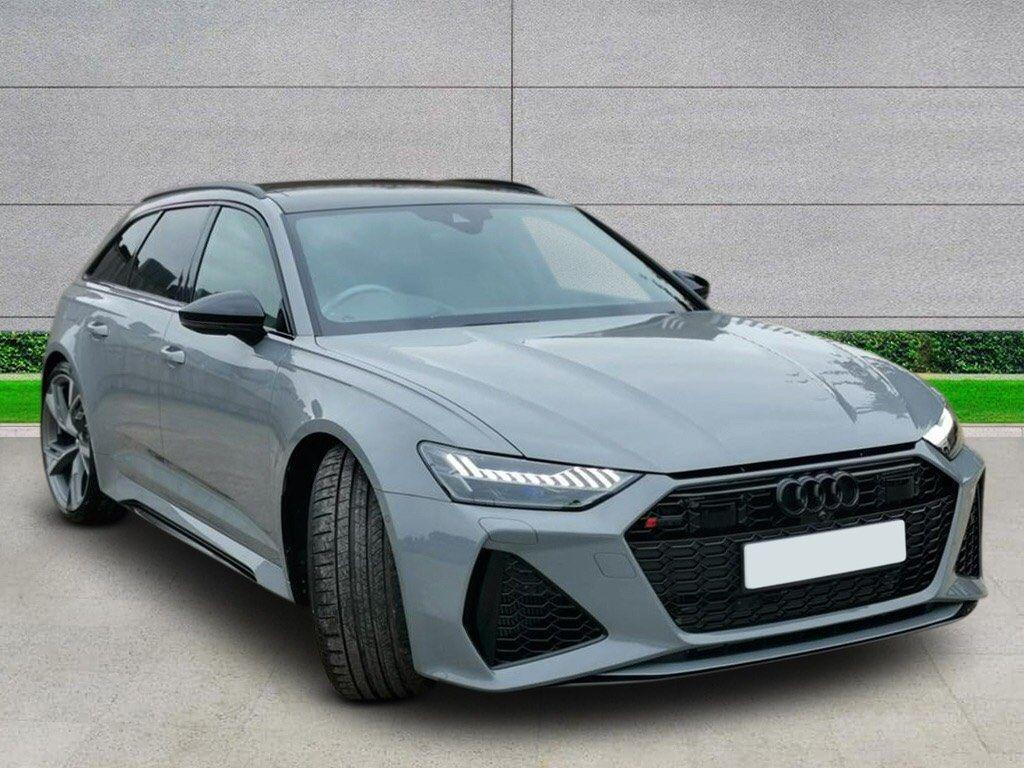 Audi RS6 Avant Estate 4.0 TFSI V8 Vorsprung Avant Tiptronic quattro (s/s) 5dr
