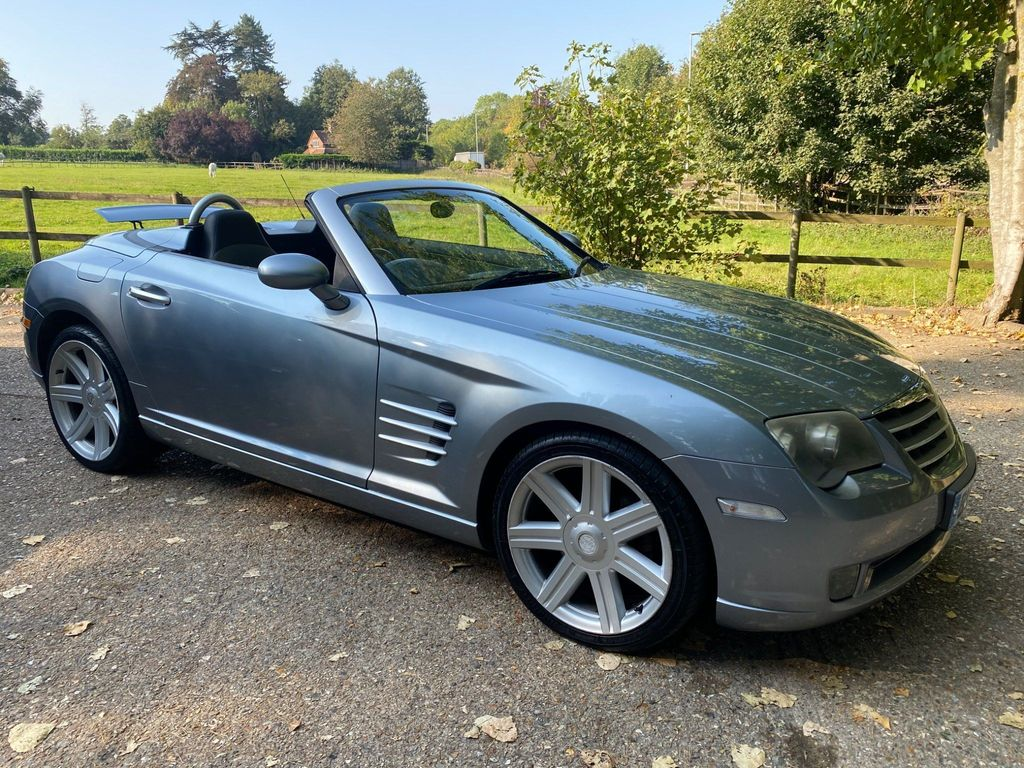 Chrysler Crossfire Convertible 3.2 Roadster 2dr