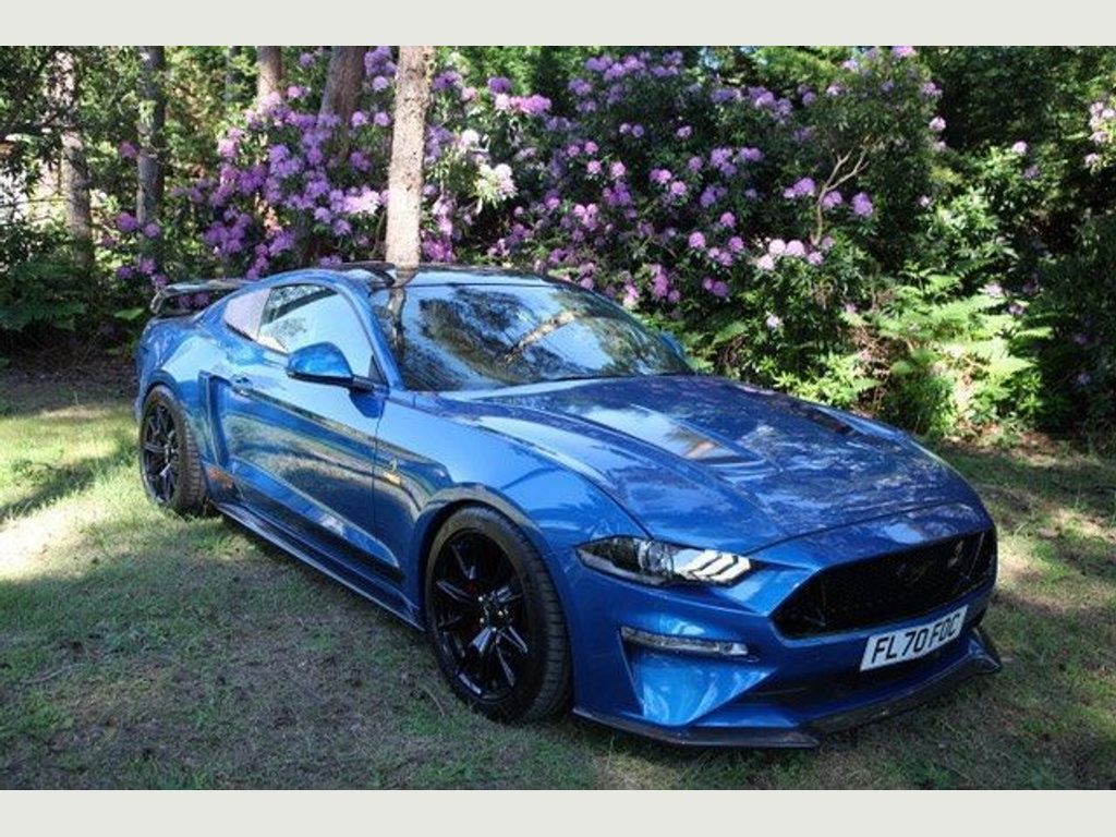 Ford Mustang Coupe 5.0 V8 55 Edition Fastback SelShift 2dr
