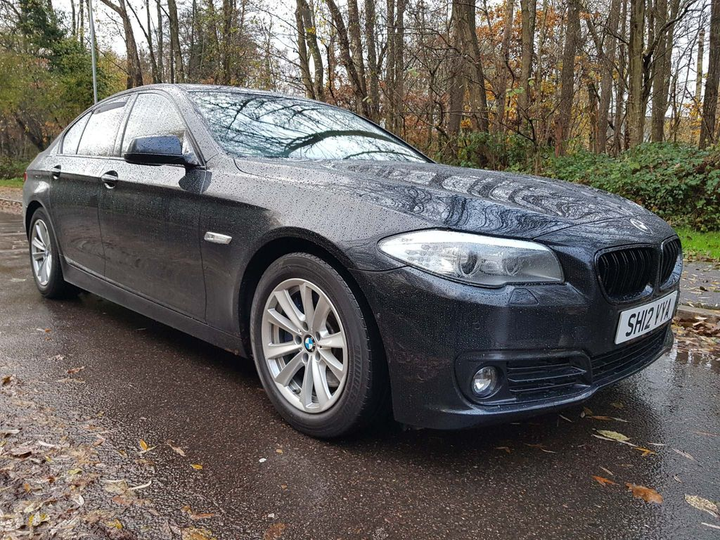 BMW 5 Series Saloon 3.0 535 ActiveHybrid 4dr