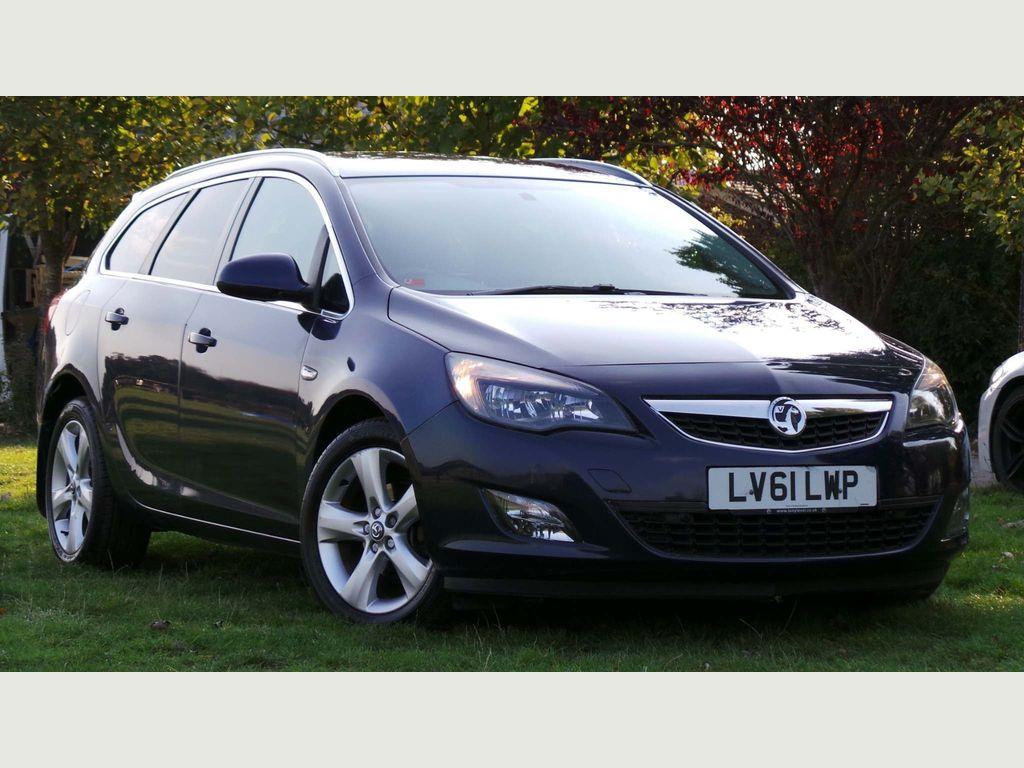 Vauxhall Astra Estate 1.6 i VVT 16v SRi 5dr