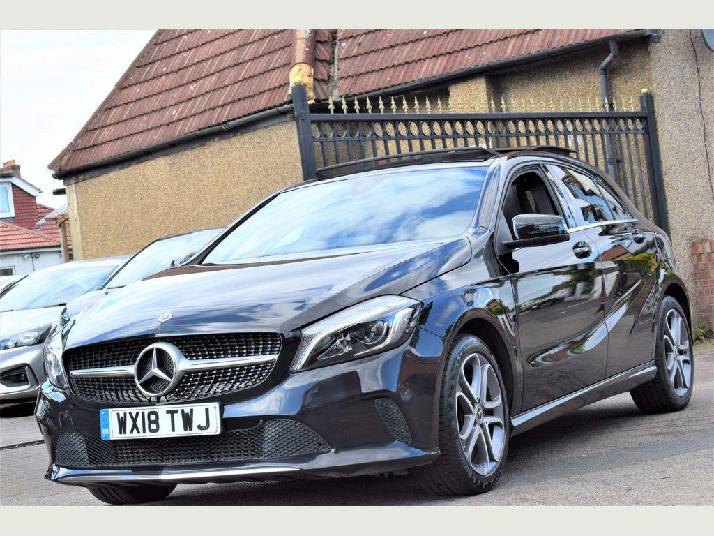 Mercedes-Benz A Class Hatchback 1.6 A200 Sport Edition Plus (s/s) 5dr