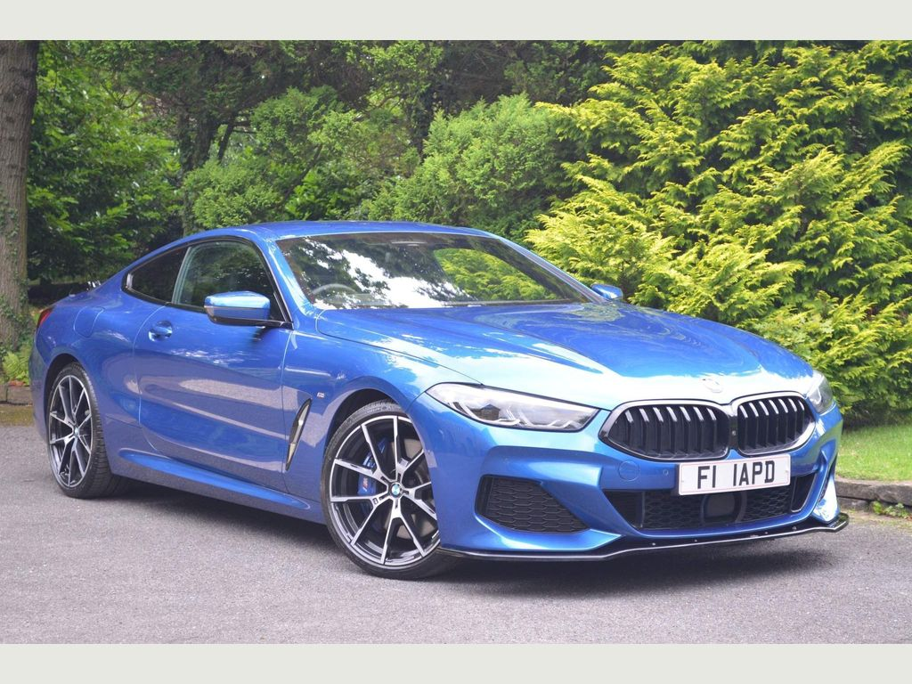 BMW 8 Series Coupe 3.0 840d Steptronic xDrive (s/s) 2dr