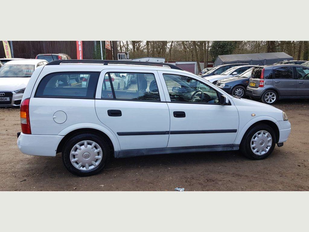 Vauxhall Astra Estate 1.7 DTi 16v Envoy 5dr