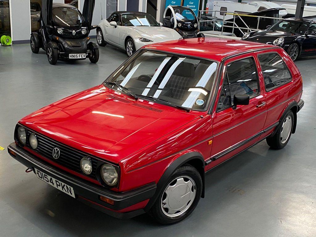 Volkswagen Golf Hatchback 1.6 Driver 3dr