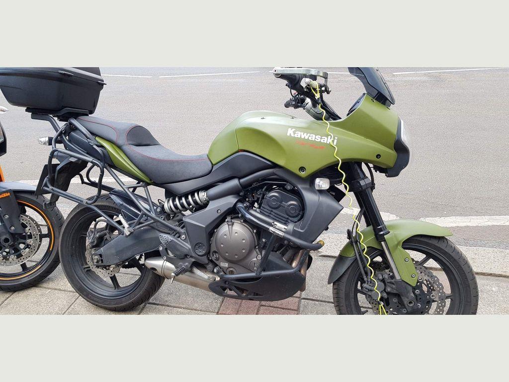 Kawasaki Versys 650 Tourer 650 Tourer