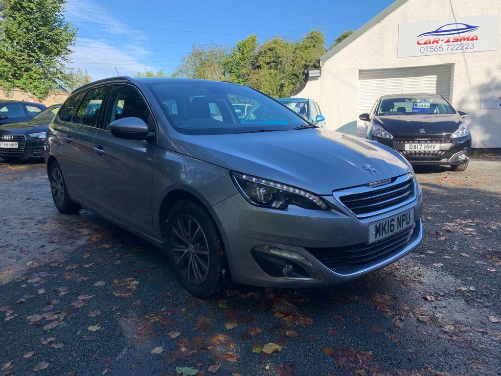 Peugeot 308 SW Estate 1.6 BlueHDi Allure (s/s) 5dr