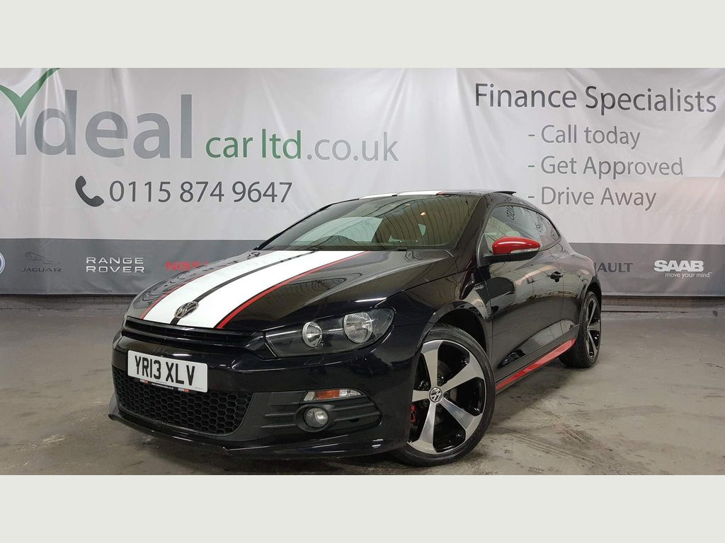 Volkswagen Scirocco Coupe 2.0 TDI GTS 3dr