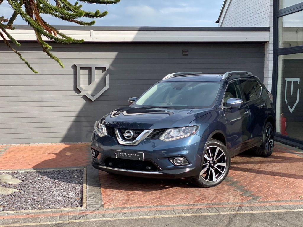 Nissan X-Trail SUV 1.6 dCi Tekna SE XTRON (s/s) 5dr