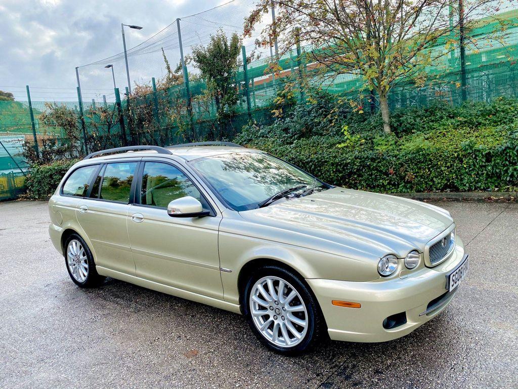 Jaguar X-Type Estate 2.0 D S 5dr