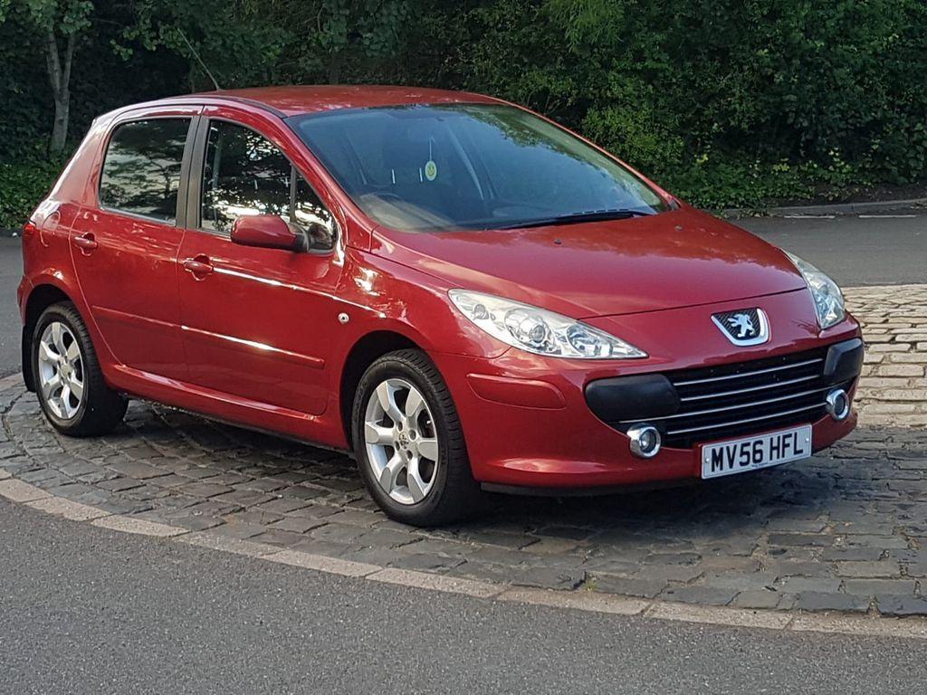 Peugeot 307 Hatchback 1.6 HDi S 5dr