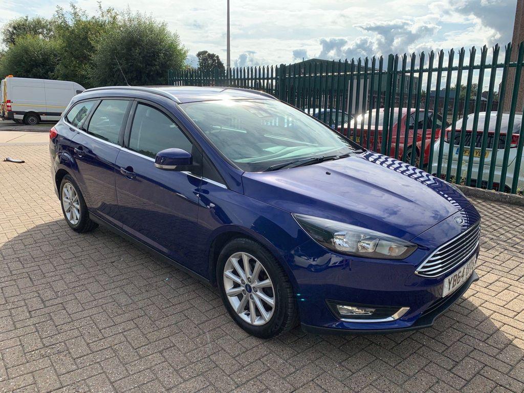 Ford Focus Estate 1.6 Titanium Powershift 5dr