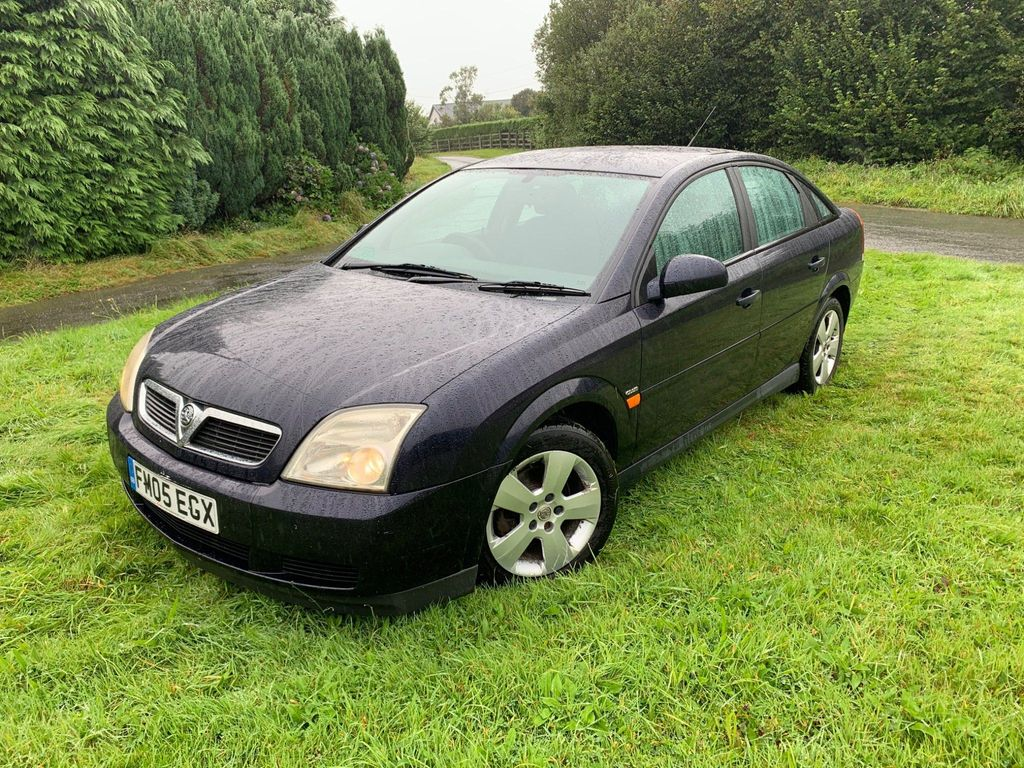 Vauxhall Vectra Hatchback 1.9 CDTi Club 5dr