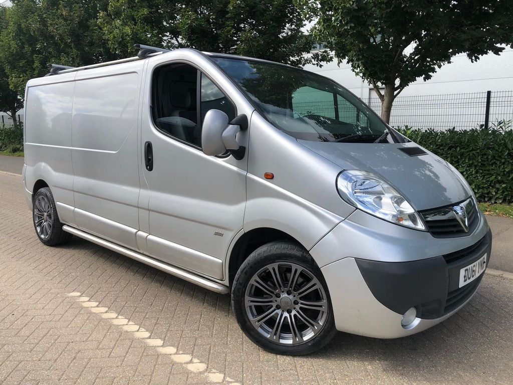 Vauxhall Vivaro Panel Van 2.0 CDTi Sportive 2900 Panel Van 4dr (EU4, LWB)