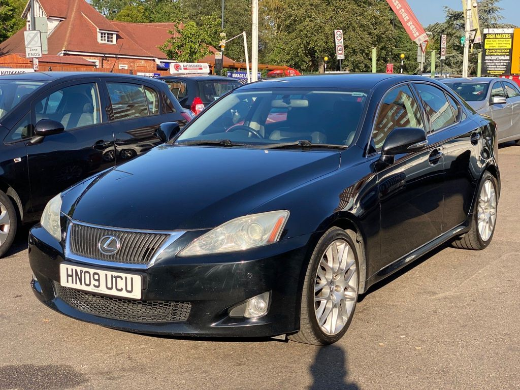 Lexus IS 250 Saloon 2.5 SE-I 4dr